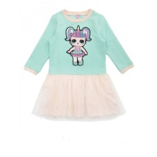 Платье Doll LOL unicorn р.98-140